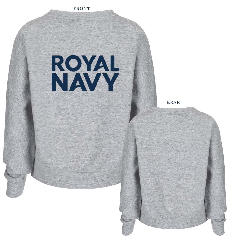 cdc9908c2 Royal Navy Sweatshirt unisex OFFICIAL LICENCED PRODUCT